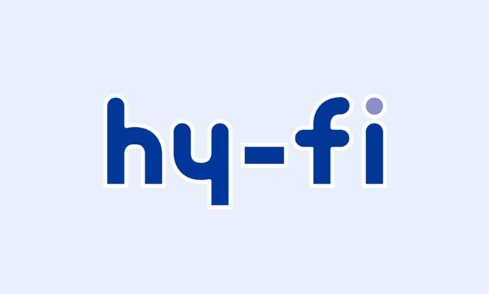 hy-fiのロゴ画像