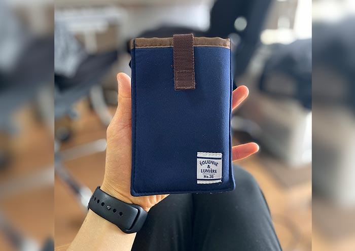ポケットWi-Fi用のモバイルケース