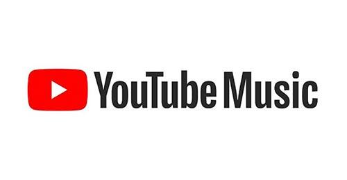 YouTubemusicのロゴ