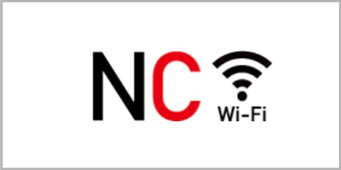 NCWiFiのロゴ画像